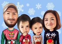 Jõulud sokid example 11