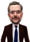 Caricatures for Business example 13