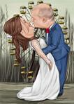 婚礼漫画 example 17