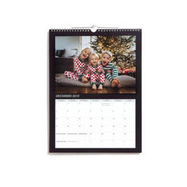 Personalised Wall Calendar