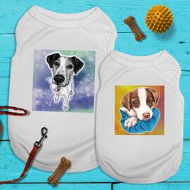 Caricature Pet Shirt