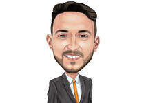 Caricatures for Business example 20