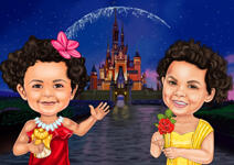 Kids Caricatures example 13