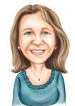 Mother's Day Caricature  example 19