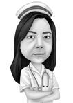 Doctor Caricature example 3