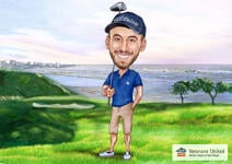 Sports Caricatures example 25