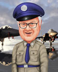 Military Caricatures example 2