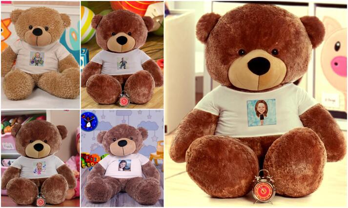 Teddy-karikatyyri large example