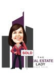 Realtor Caricature example 16