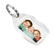 Brothers Caricature from Photos as Keyrings