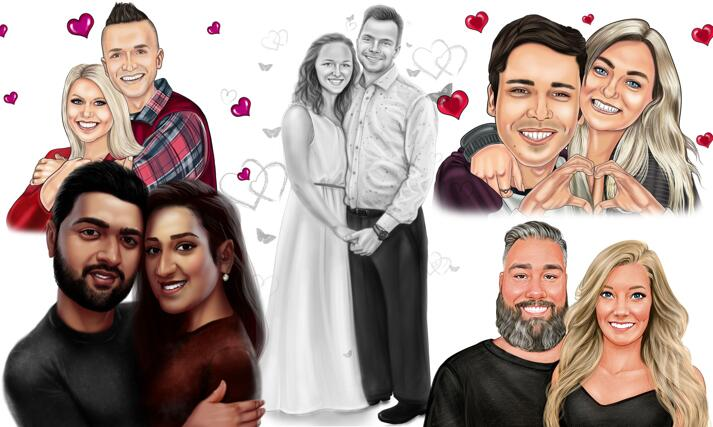 Couple Portraits large example