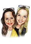 Mother's Day Caricature  example 11