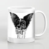Custom Pet Caricature Mug from Photos
