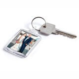 Wedding Portrait Printed on Keyrings