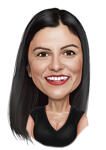 Mother's Day Caricature  example 4