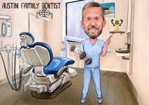 Diş Hekimliği Karikatürü example 2