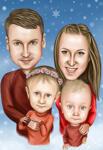 بطاقات عيد الميلاد مخصصة example 11