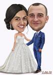 婚礼漫画 example 23