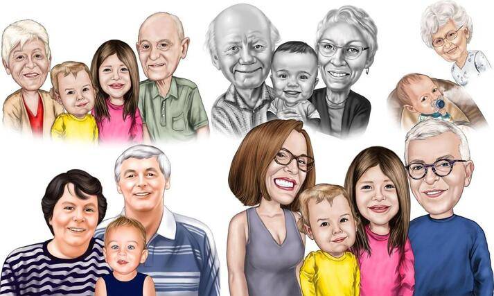 Grandparents with Kids large example