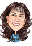 Mother's Day Caricature  example 3