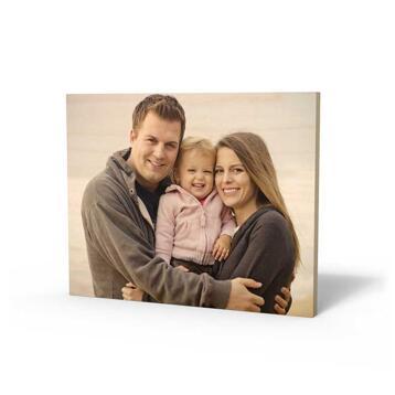 Wood Photo Panel 8''x10'' (~20 x 25 cm)