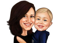 Kids Caricatures example 5
