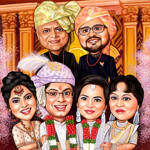 Wedding Caricatures example 35