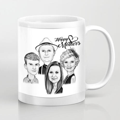 Personalized Photo Mug: Custom Mug for Mother's Day Gift - example