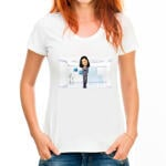 Caricature T-Shirt example 6