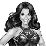 Superhero Caricatures example 27
