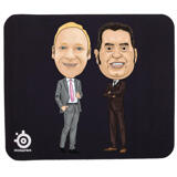 Caricature for Employee on Mouse Pad
