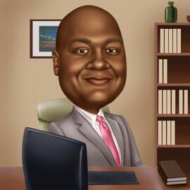 Caricatures for Business