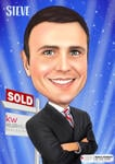 Realtor Caricature example 17