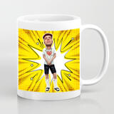 Custom Caricature Coffee Mugs