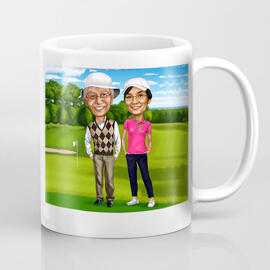 Couple Gift - Personal Love Mugs