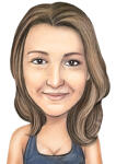 Mother's Day Caricature  example 6