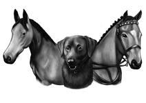 Oreiller pour animaux de compagnie de forme personnalisée example 15