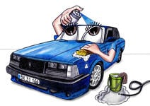 Autod ja mootorrattad example 9