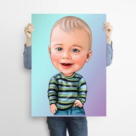 Caricature Poster