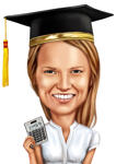 Caricaturas de graduacion example 9