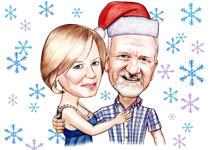 بطاقات عيد الميلاد مخصصة example 14