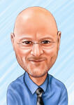 Custom Caricature example 23