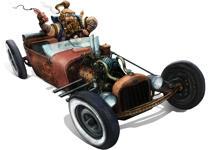 Autot ja moottoripyörät example 21