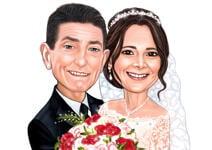 婚礼漫画 example 22