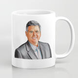 Portrait on Mug - Personalized Print