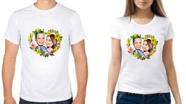 Caricature T-Shirt example 9