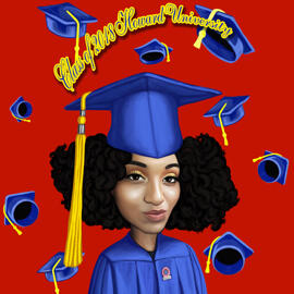 Graduation Caricatures