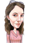 Mother's Day Caricature  example 12