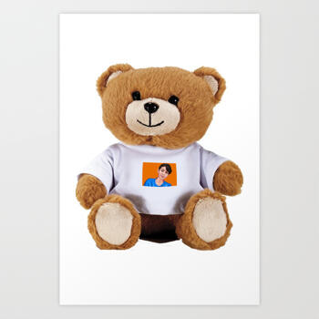 Caricature Teddy