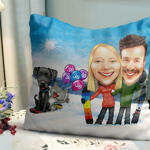 Caricature Cushion example 11